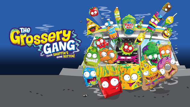 Grossery Gang Wallpaper