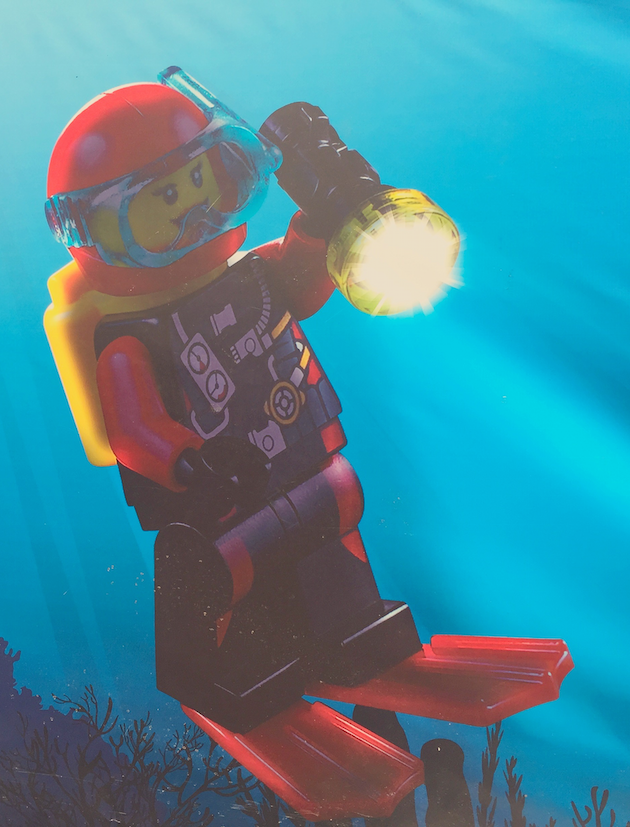 LEGO City Deep Sea Adventure