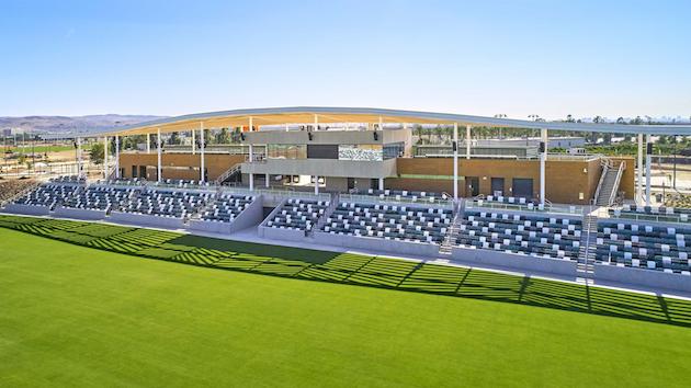 Orange County Great Park Sports Park