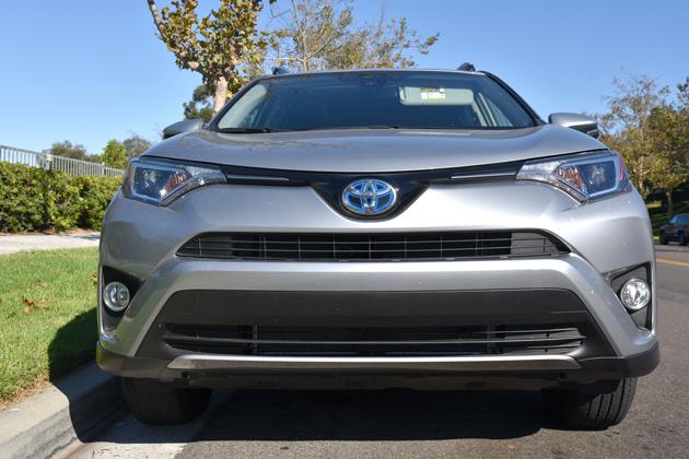 Toyota Rav4 Front