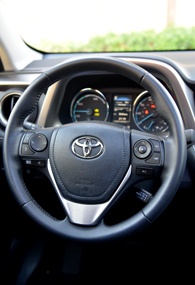 Toyota Rav4 Steering Wheel