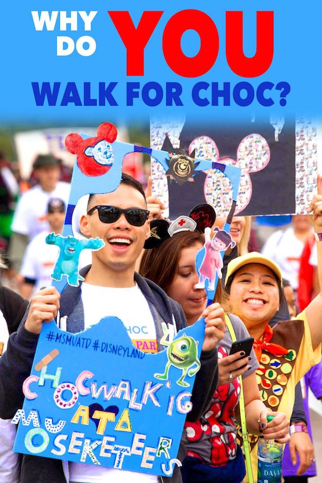 Walk for CHOC