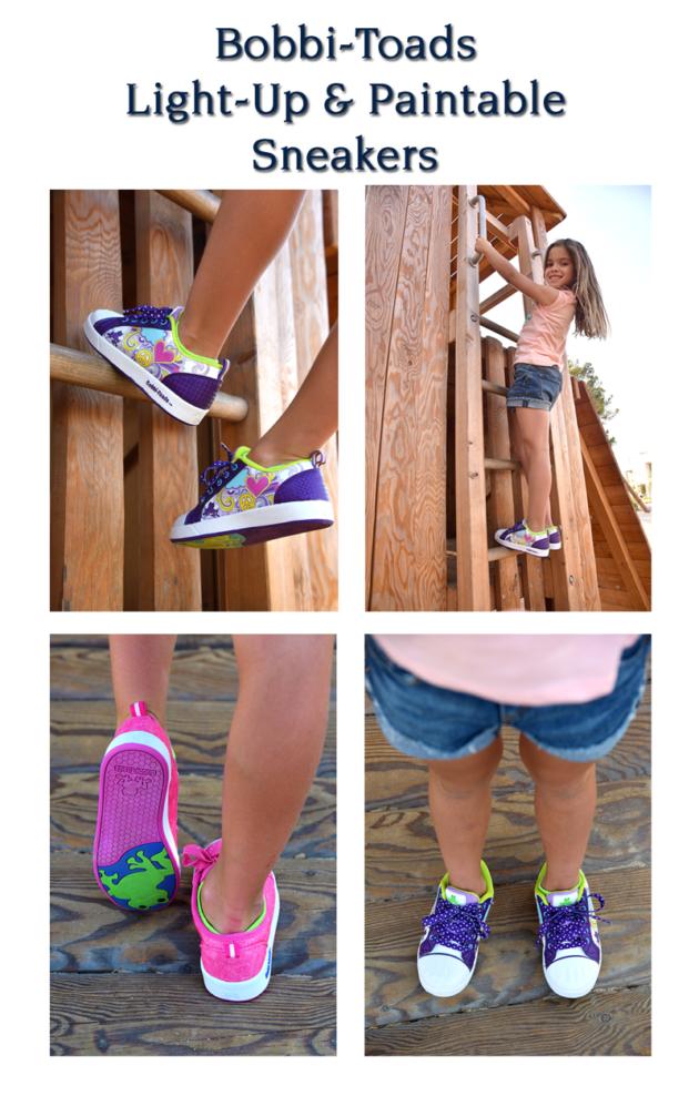 Bobbi-Toads Sneakers