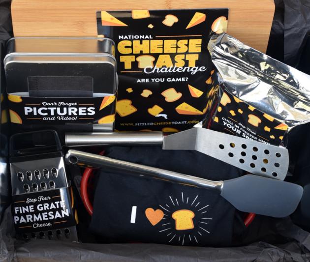 Cheese Toast Kit