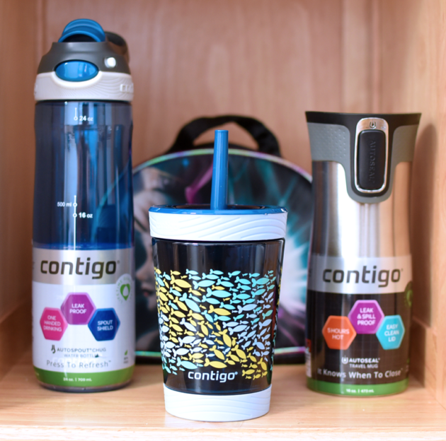Contigo Reusable Water Bottles