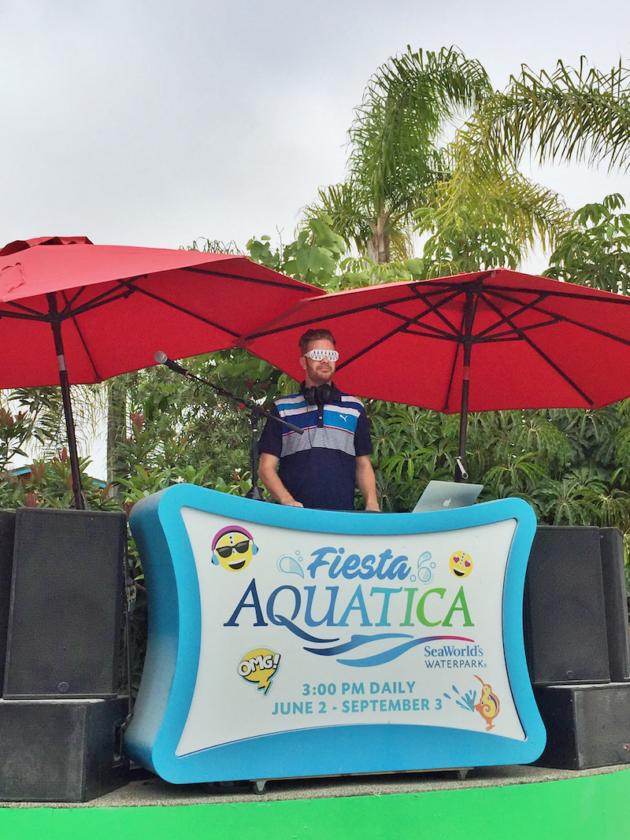 Fiesta Aquatica