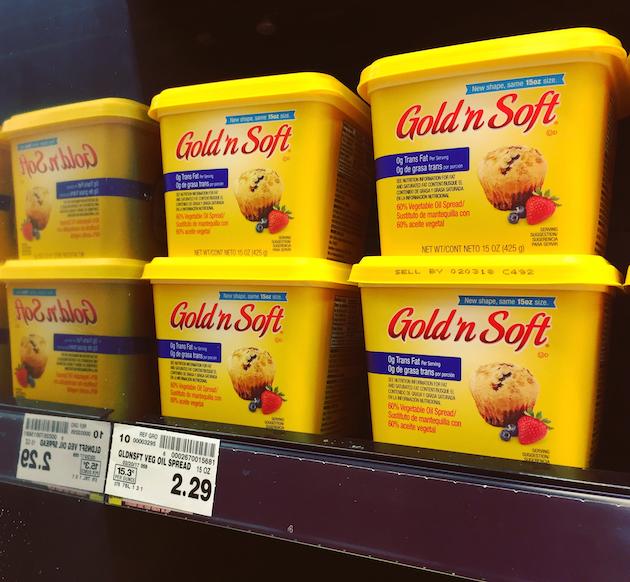 Gold n Soft Butter