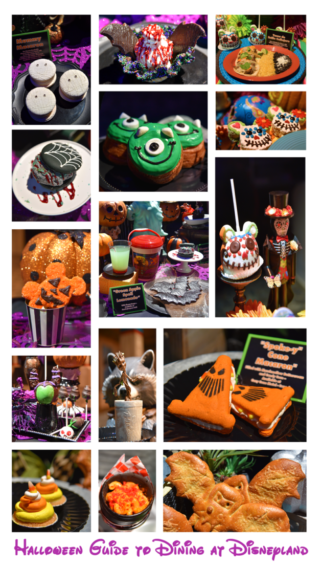 Guide to Dining at Disneyland During Halloween