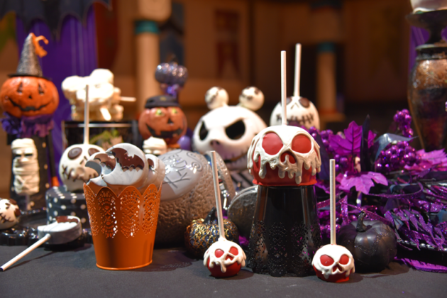 Halloween Treats at Disneyland
