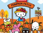 Hello Kitty Pumpkin Patch