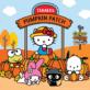Hello Kitty Pumpkin Patch at Tanaka Farms