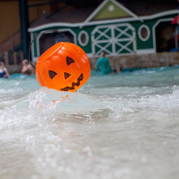 Howl O Ween at Great Wolf Lodge