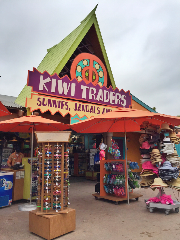 Kiwi Traders at Aquatica