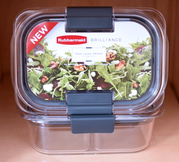 Rubbermaid Reusable Containers