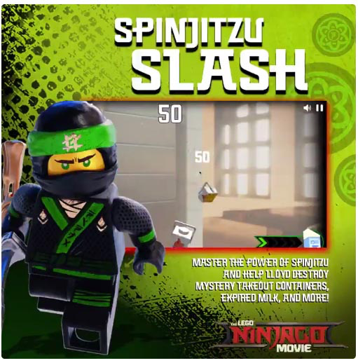 Spinjitzu Slash