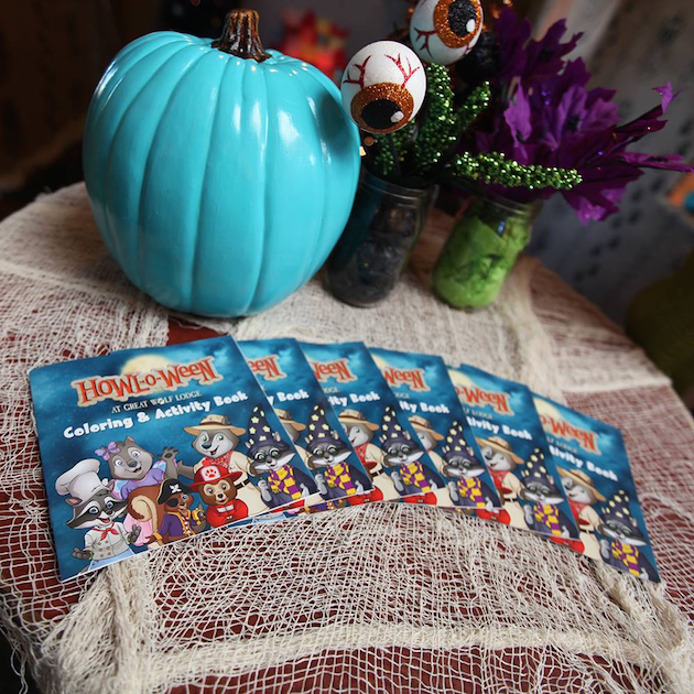 Teal Pumpkin Allergy Friendly Treats Great Wolf Lodge