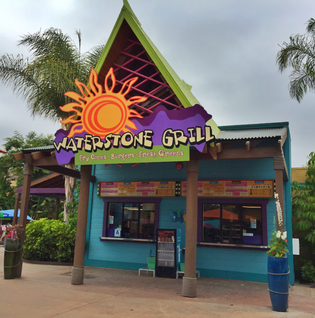 Waterstone Grill at Aquatica