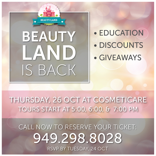 Beauty Land Invite