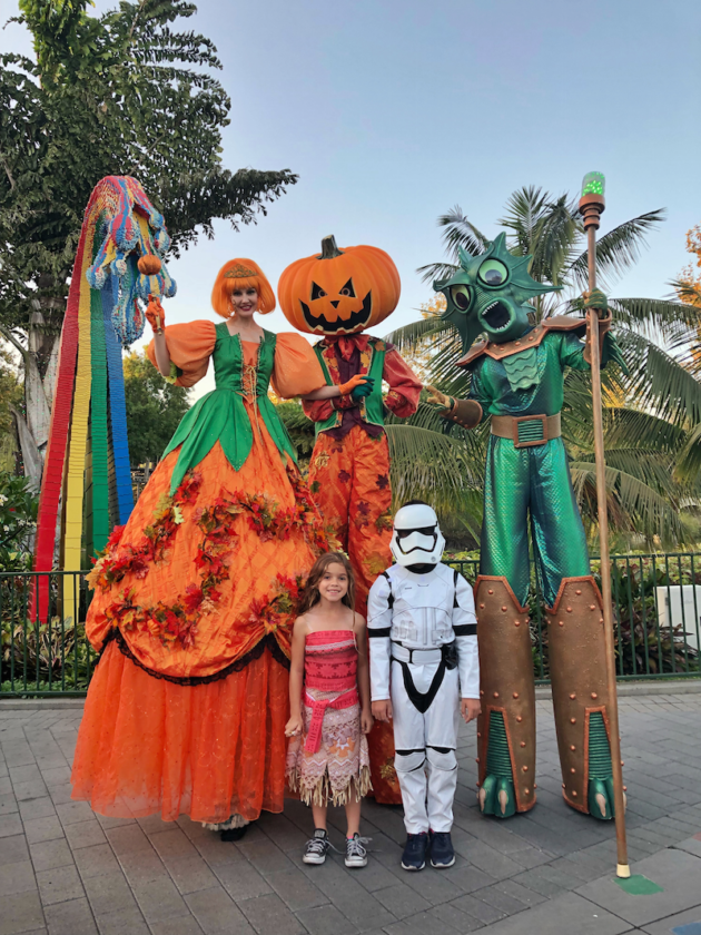 Brick or Treat Party Nights LEGOLAND