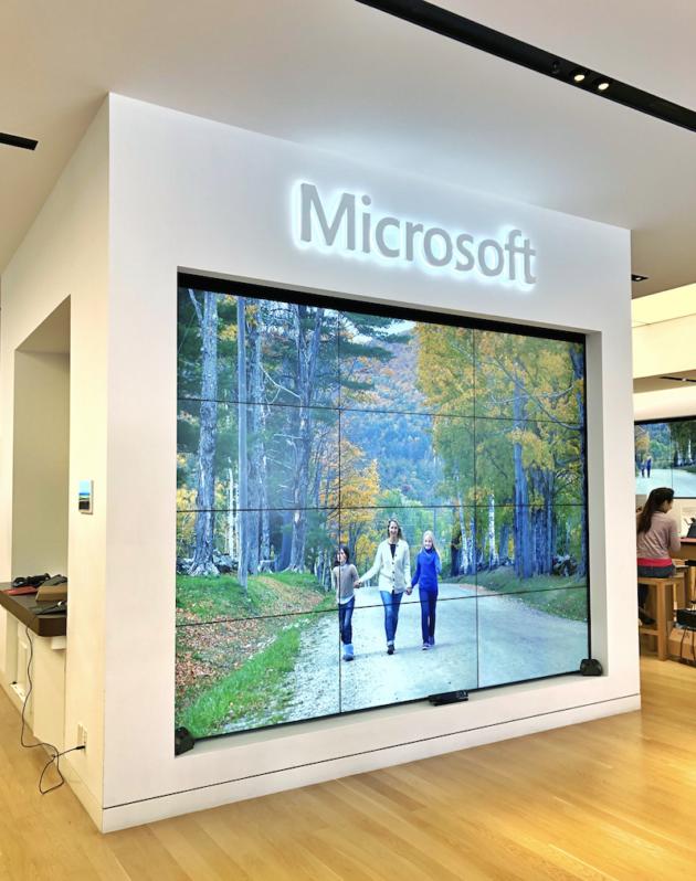LA Microsoft Store