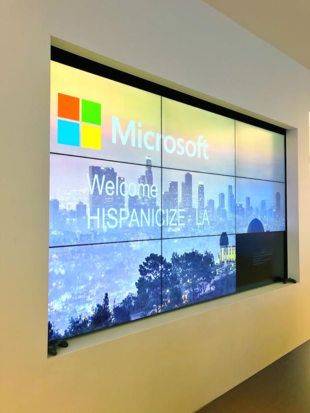 Microsoft at LA