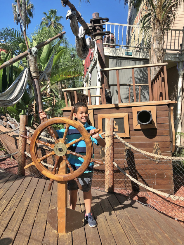 Pirate Ship Pirates Dinner Adventure