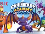 Skylanders Academy Art