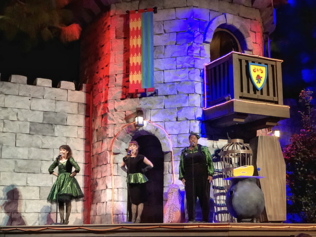 The Witchettes at LEGOLAND