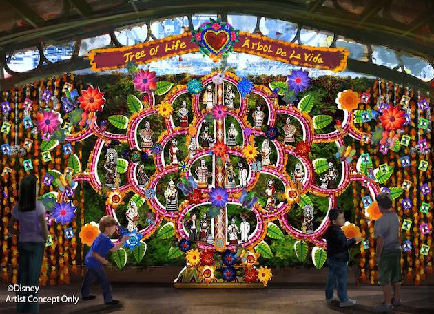 Tree Of Life Artist Concept