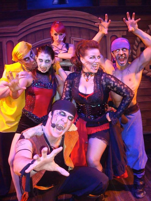 Vampirates Cast