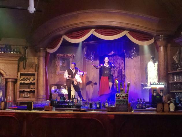 Vampirates Pre Show