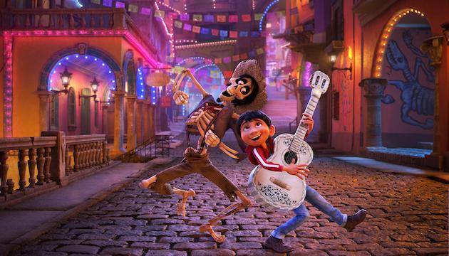 Coco Hector and Miguel