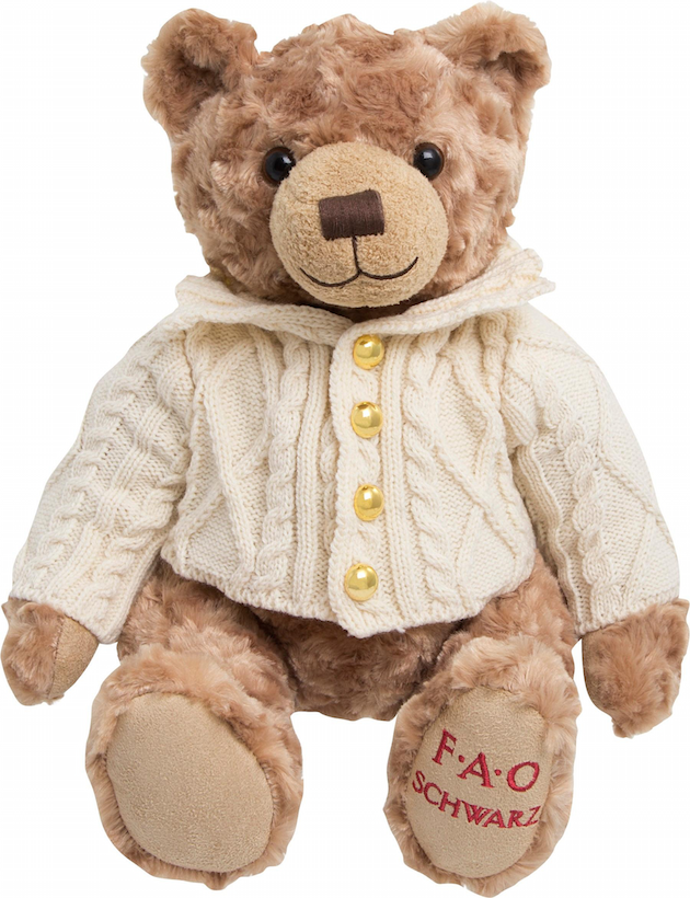 FAO Schwarz Bear