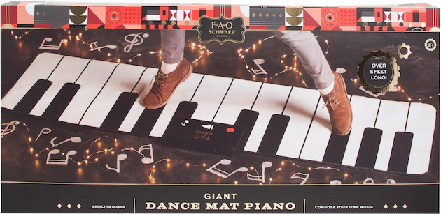 Giant Dance Mat Piano