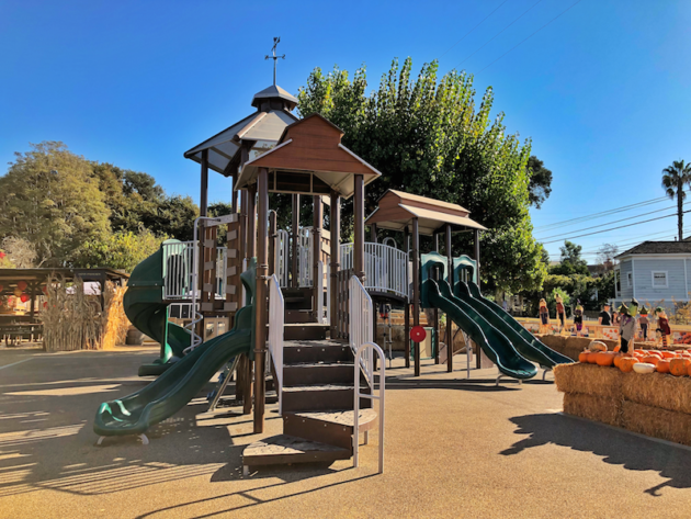 Playground at Zoomars