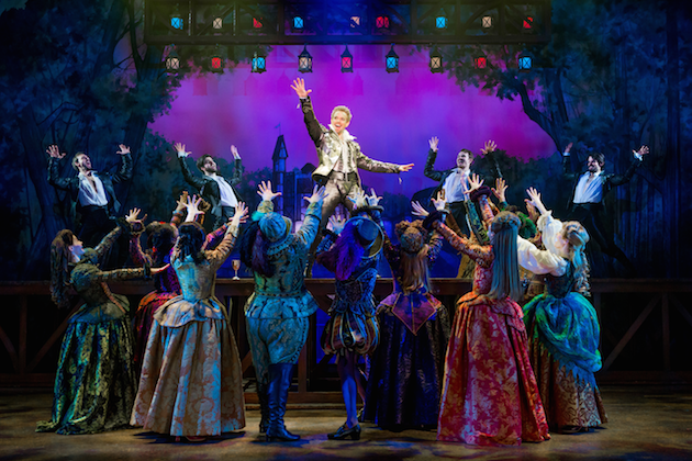 Something Rotten Musical