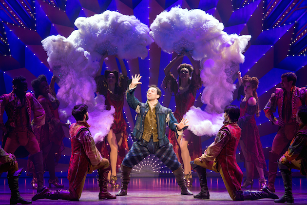 Something Rotten Musical On Tour