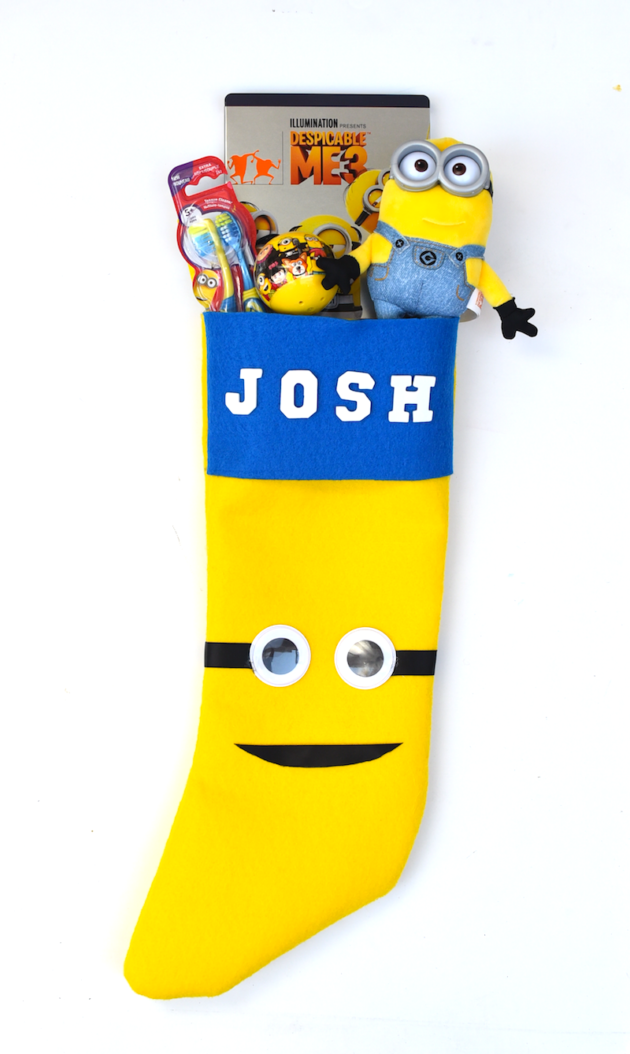 Despicable Me Stocking Stuffers