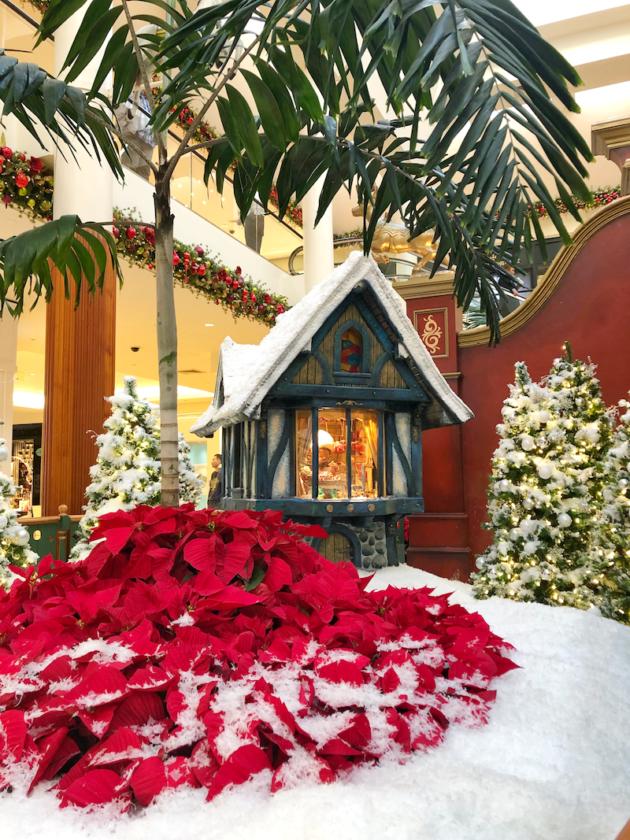 Holidays at South Coast Plaza