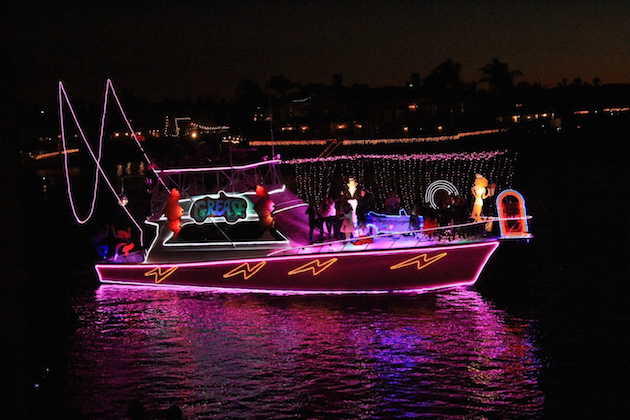 Huntington Beach Boat Parade