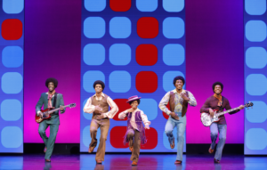 Motown the Musical at the Segerstrom Center for the Arts
