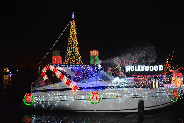 LA Harbor Boat Parade