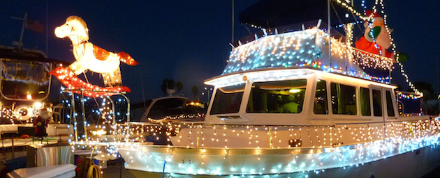 Mission Bay Boat Parade