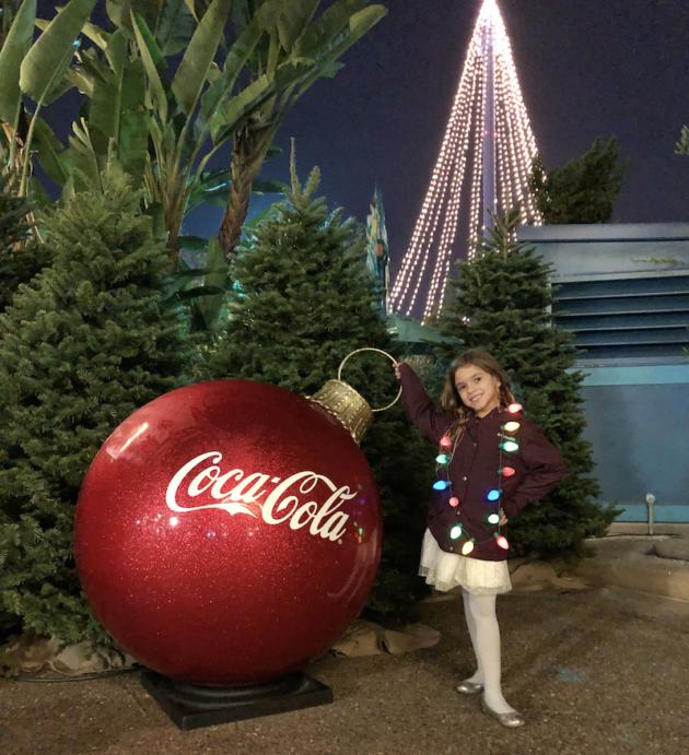 Oversized Ornament