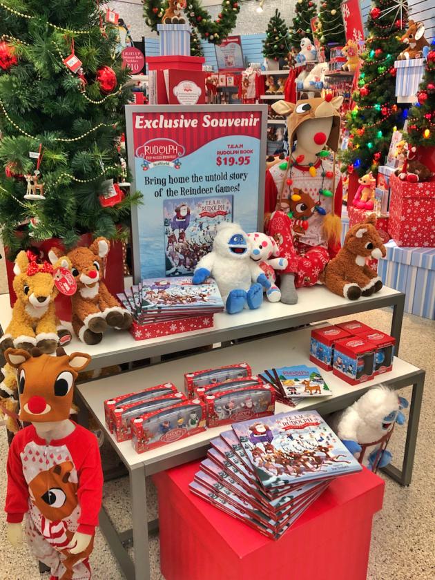 Rudolph Toys