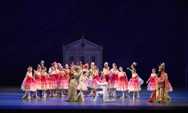 Sarah Lane Herman Cornejo The Nutcracker