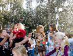 Snow at Winter Fantasy
