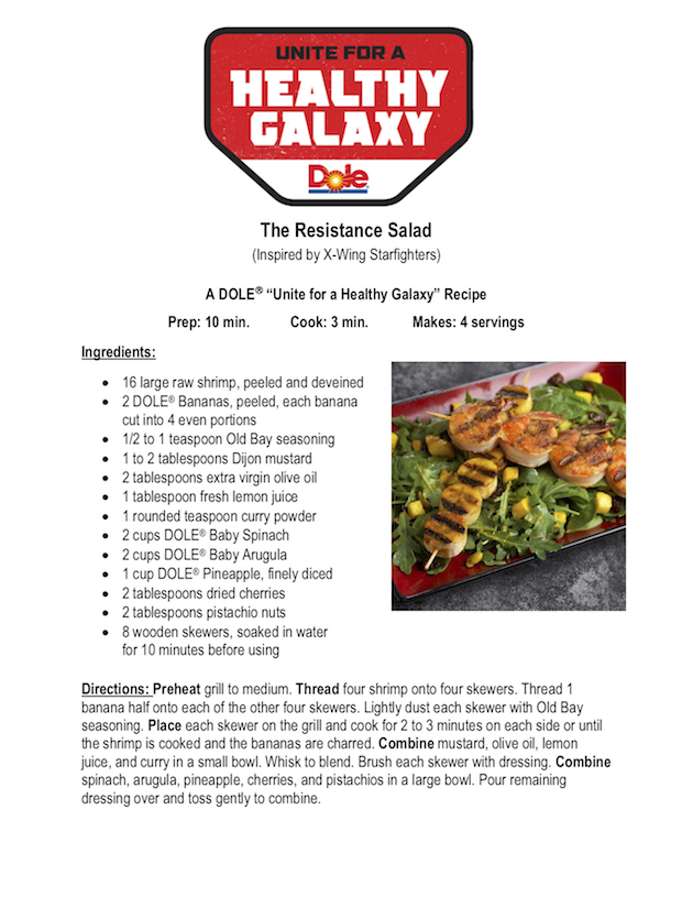 The Resistance Salad Recipe