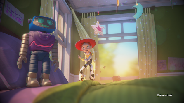 Toy Story Mini-Game