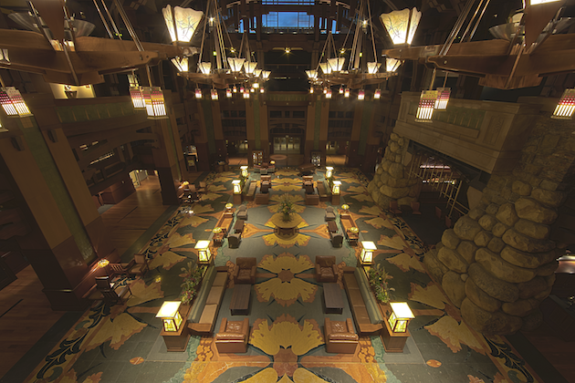 Disneys Grand Californian Hotel
